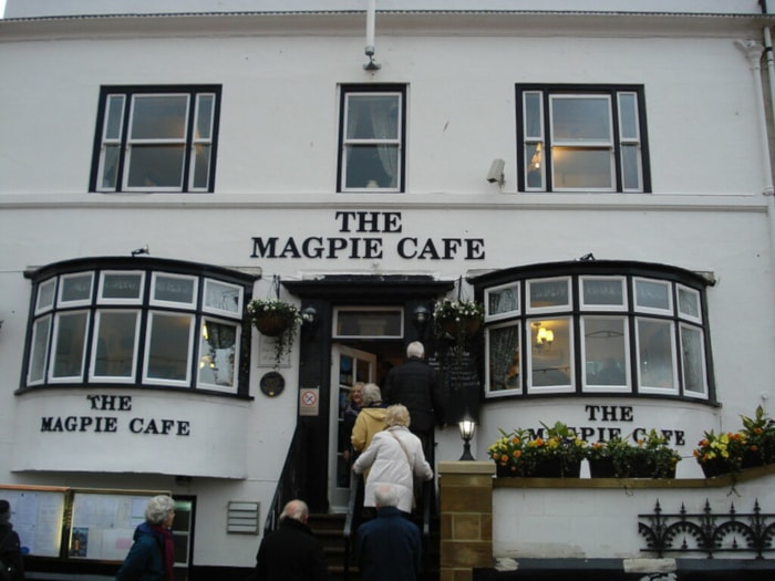 The Magpie Cafe in Yorkshire