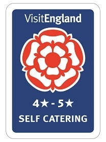 Visit England 4 and 5 star accreditation