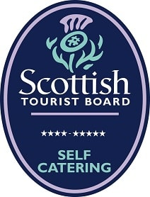 Visit Scotland 4 and 5 star accreditation