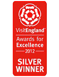 2012 Silver National Sustainable Tourism Award
