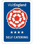 Visit England 4 star graded