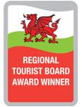 2013 Pembrokeshire Tourism Gold Award