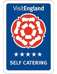 Visit England 5 star graded