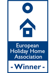Best Holiday Home in Europe Award 2016
