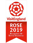 VisitEngland Rose Award 2019