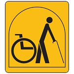 M2: Limited mobility: problems walking or can walk a maximum of 3 steps, or need to use a wheelchair some of the time