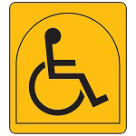 M3I: a wheelchair user who travels independently.