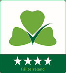 Failte Ireland 4 star graded