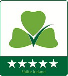 Failte Ireland 5 star graded