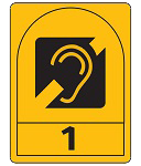 H1: If you have a slight hearing difficulty, are deaf, wear a hearing aid or have a hearing impairment.