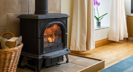 Luxury holiday cottages with real fires