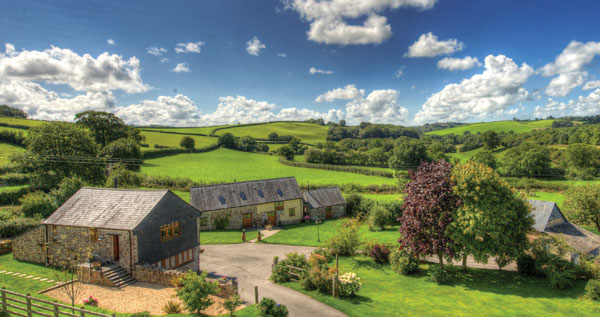 Luxury Holiday Cottages in groups of 2-5 holiday cottages