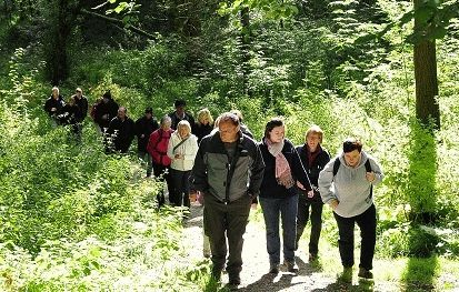 Haltwhistle Spring Walking Festival