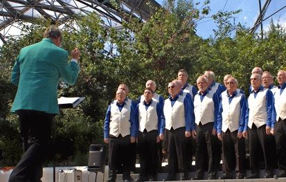 Cornwall International Male Voice Choral Festival